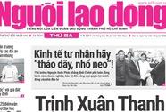 Báo Người Lao Động mới hơn, phục vụ bạn đọc tốt hơn