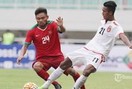 """U23 Indonesia thảm bại trong ngày ra mắt HLV """"triệu USD"""""""
