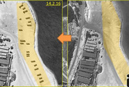 Trung Quốc đang hoàn thành quân sự hóa đảo cưỡng chiếm ở Hoàng Sa, Trường Sa