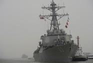 Mỹ lập lịch trình tuần tra biển Đông