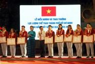 TP HCM khen thưởng hơn 2,2 tỉ cho HLV-VĐV SEA Games 2017