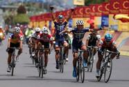 Morales nhất chặng 11 Giải xe đạp VTV