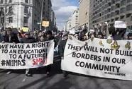 Mỹ: Đồng loạt nghỉ làm, nghỉ học phản đối ông Trump