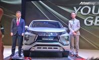 Xe 7 chỗ Mitsubishi Expander 2018 giá từ 321 triệu đồng