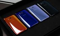 HTC U11: Cảm ứng cạnh viền, RAM 6 GB