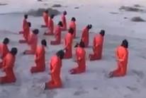 Tay súng IS bị hành quyết tập thể ở Libya