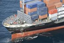 Tàu hàng Philippines đụng tàu chiến Mỹ khi đang lái tự động