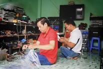 """Có một """"tỉ phú"""" Lê Văn Công"""