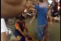 TP HCM: Bắt kẻ nghi ngáo đá, đâm 2 người thương vong