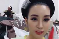 Hoa hậu Đỗ Mỹ Linh trượt tốp 15 Hoa hậu Thế giới 2017