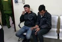 CSGT Hà Nội chạy bộ bắt 2 tên cướp trong đêm