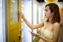 Lần đầu tiên TP HCM có cửa hàng tiện lợi không người bán
