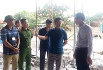 3 công nhân rơi từ tầng 7 chung cư Newlife Tower thiệt mạng