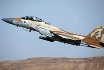 Chiến đấu cơ Israel tấn công xe tăng Syria