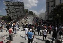 Động đất mạnh giáng xuống Mexico, hơn 140 người chết