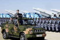 """Trung Quốc: Tướng """"ngã ngựa""""vì tham nhũng còn nhiều hơn tử trận"""