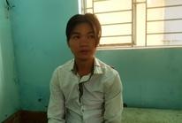 Cứa cổ, cướp xe Suzuki Sport táo tợn ở Sài Gòn