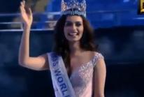 Ấn Độ đăng quang Hoa hậu Thế giới 2017