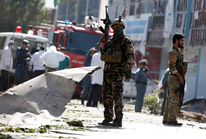 Afghanistan: Nổ một xe bom, thương vong hơn 75 người