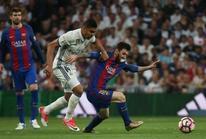 Siêu kinh điển vắng Ronaldo