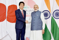 Nhật - Ấn bao vây Trung Quốc