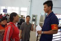 Ga Sài Gòn, Hà Nội soát vé tàu tự động, giới hạn hành lý