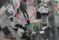 Đường dây nóng nhận tin tố giác vụ cướp ngân hàng tại Trà Vinh
