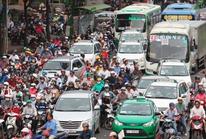 Làm gì để hạn chế xe cá nhân?