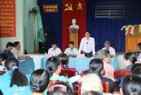 Chủ tịch Khánh Hòa: Dân Ninh Ích phản đối có cơ sở
