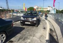 TP HCM: Thông xe 2 nhánh kết nối cầu Nguyễn Văn Cừ