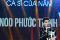 Vượt ca sĩ đàn chị, Noo Phước Thịnh giành giải Âm nhạc Cống Hiến 2017
