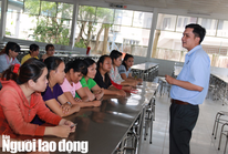Thúc đẩy đối thoại xã hội và thương lượng tập thể