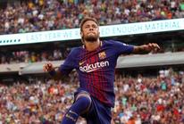 Neymar tỏa sáng, Barcelona thắng nhẹ Juve
