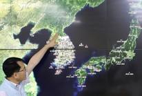 """""""Động đất đáng ngờ"""" ở Triều Tiên"""