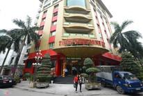 Trụ sở Thiên Ngọc Minh Uy vẫn tấp nập ngày chấm dứt hoạt động đa cấp