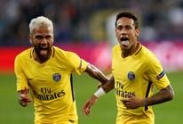 Neymar, Cavani cùng tỏa sáng, PSG đại thắng trên đất Bỉ