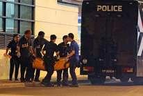 Singapore: Chết thảm vì bị tàu cán qua người 2 lần