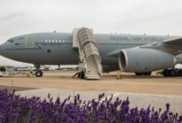"""Máy bay tiếp liệu Anh suýt """"tiêu đời"""" vì chiến đấu cơ Mỹ"""