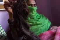 Hoang mang cướp… tóc ở Ấn Độ