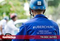 """Bị tung tin """"ngưng hoạt động"""", Uber nói gì?"""