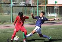"""Đá thiếu người, U16 Việt Nam vẫn thắng Campuchia """"5 sao"""""""