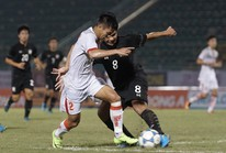 3 lần bị từ chối bàn thắng, U21 Việt Nam lại thua Thái Lan