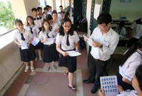Trường ĐH bắt đầu nhận dữ liệu, lọc ảo