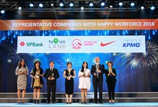 Novaland: Nhà tuyển dụng được yêu thích