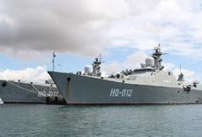 Xác nhận Nga chuyển tàu khu trục Gepard thứ 3 cho Việt Nam
