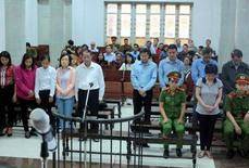 Cựu ĐBQH Châu Thị Thu Nga nhận án chung thân, bồi thường 55 tỉ đồng