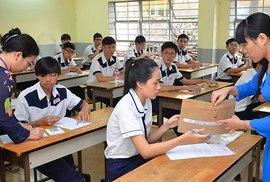 Kỳ thi THPT quốc gia 2015: TP HCM có 6 cụm thi