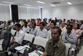 VWS phối hợp tuyên truyền phòng ngừa bệnh mùa nắng nóng