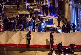 Châu Âu trong chảo lửa khủng bố