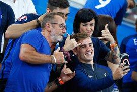 Griezmann không muốn thua Ronaldo lần nữa